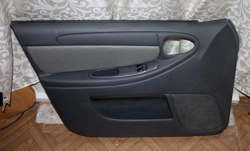 Как заменить обшивку двери на ланосе